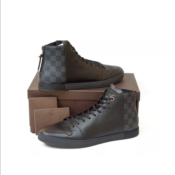 70d467a6e65b Louis Vuitton Line-Up Sneaker Boot Men LV 10.5